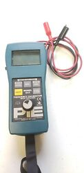 Pie Altek Model 541 Frequency Calibrator W/ Totalizer Great Condition T18184