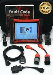 Snap-on Pro-link Iq Eehd118001 Diagnostic Scanner W/ Ddc Engines 3, 4, 5 And 6