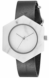 Analog Watch Co. Watch The Mason Collection White