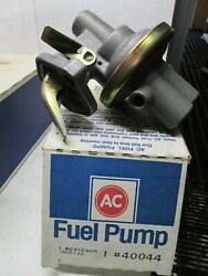 Ac Delco 40044 / 6415465  Mechanical Fuel Pump   See Applications In Photo