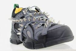 Menand039s Flashtrek Sneaker With Removable Spikes 9 Us Size