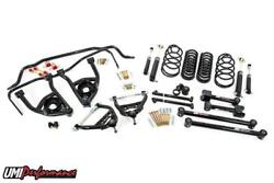 Umi Performance 64 Chevelle Suspension Handling Kit 1andrdquo Drop- Stage 2