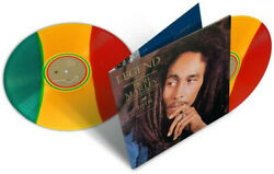 Legend - 30th Anniversary Edition Tri-color 2 Lp By Bob Marley And The Wailers