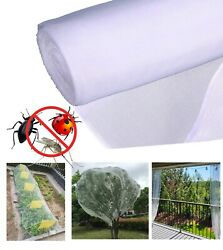 Mosquito Bug Net Screen Mesh Tree Cover Patio Curtain Protect Vegetables Fruits