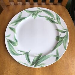 Spode Williams Sonoma English Floral 12.5 Chop Plate Platter Charger 2006