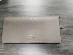 Coach womens wallet clutch cards coins $45.00