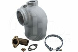 Det3 Stainless Steel Exhaust Mixing Elbow Replaces Detroit Jt 6-71ti