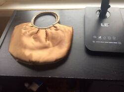 Small gold evening bag $8.00