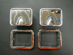 64 65 66 67 Buick Skylark Special Rear Arm Rest Ash Trays 2 Door And Convertible