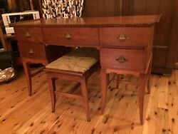 Amazing Rare Art Deco Vanity By Northern Furniture Co.  Price Reduced