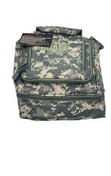 Missouri National Guard / Army Tactical Acu Camouflage Bag Carry On, Lunch Bag,