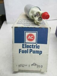Ac Delco Ep310 Elect Fuel Pump 89-94 Ford Mercury Cars Application In Photos