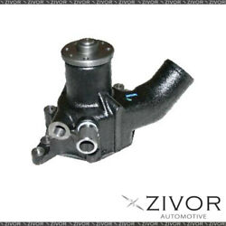 Protex Water Pump For Isuzu Fvr11/fvr11 2 Heater Hoses 6bd1t 1984-86 By Zivor