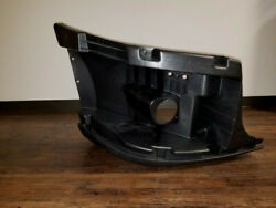 Freightliner Cascadia Corner Bumper Reinforcement - With Hole Right Side