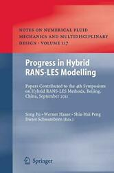 Progress In Hybrid Rans-les Modelling Papers C, Fu, Song,,