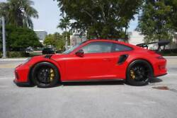 2019 Porsche 911 GT3 RS 2dr Coupe Performance Auto Wholesalers 911 GT3 RS 2dr Coupe Guards Red Coupe Doral