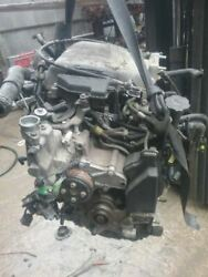 Engine Vin 3 8th Digit Manual Fits 93-95 Mazda Rx7 Needs Timing Cover