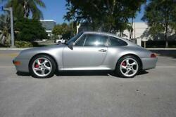 1997 Porsche 911 Carrera 4S AWD 2dr Coupe Performance Auto Wholesalers 911 Carrera 4S AWD 2dr Coupe Silver Coupe Doral