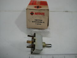 Nos Oem Genuine Ford Truck 1961-72 Fuel Pump Switch Bc F700/1100 C1tz-9a388-a