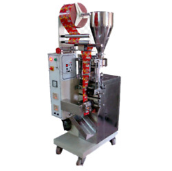 Spice Pouch Packing Machine Capacity 2gsm To 500gsm