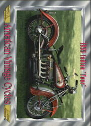 1992-93 American Vintage Cycles Cards 1-200 (A3857) - You Pick - 10+ FREE SHIP