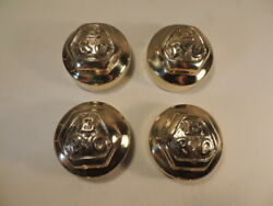 1907 1908 1909 1910 Reo Brass Hubcaps Castings1 And 2 Cylinder Cars Brass Era