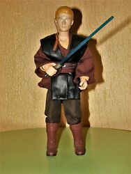 Anakin Skywalker 3d 2002 Star Wars Attack Of The Clones Collector Series 1/6