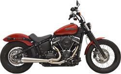 Bassani 1s72ss Road Rage Iii 2-into-1 Exhaust System