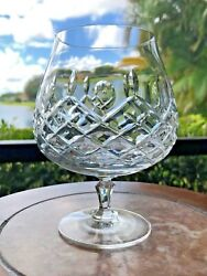 Mikasa Claridge 5 1/2 Brandy Glass/snifter - Excellent Condition - Nwt -