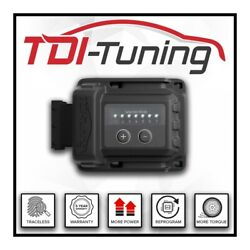 Tdi Tuning Box Chip For Peugeot 807 2.2 Hdi 126 Bhp / 128 Ps / 94 Kw / 314 Nm