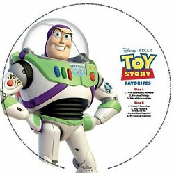 Toy Story Favorites (Buzz Woody Picture Disc) (LP Vinyl) sealed