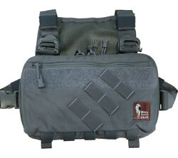 V3 Search And Rescue Kit Bag Manatee Gray Hill People Gear Sar Chest Pack Rig