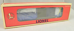 Lionel Trains 6-29204 Century Club Boxcar 1st In Collector's Series - New In Box