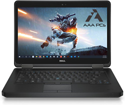 Dell Latitude Business Light Gaming Laptop Win 10 Intel Core i5 16GB RAM 2TB SSD $310.00