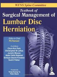 Textbook Of Surgical Management Of Lumbar Disc Herniation By Ramani New.+