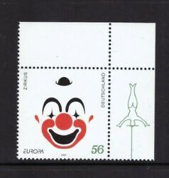 Germany Mnh 2002 Europa The Circus Mint Stamp