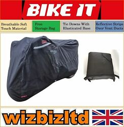 Kawasaki 650 Er-6n D 2009-2011 [extra Large Indoor Dust Cover] Rcoidr03