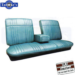 1968 Pontiac Bonneville Front And Rear Seat Covers Upholstery New Pui