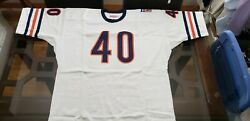 Mitchell And Ness Gale Sayers Chicago Bears 1969 Jersey Orig 350 Size 54