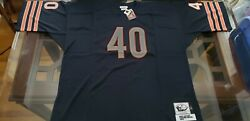 Mitchell And Ness Gale Sayers Chicago Bears 1970 Jersey Orig 350 Size 60