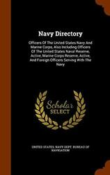 Navy Directory Officers Of The United States N Navi-