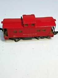 American Flyer 630 Reading Caboose In S Scale