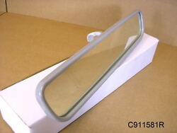 1969 Pontiac A Body Fullsize And Grand Prix Rear View Mirror Day And Night, C911581r