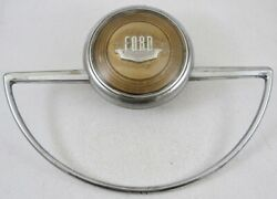 1949 Ford Fomoco Horn Button And Ring