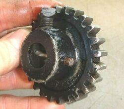 Magneto Gear For An Associated Or United 4 Bolt Mag Hit And Miss Old Gas Engine