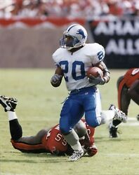 Barry Sanders 8x10 Glossy Photo Picture Image 7