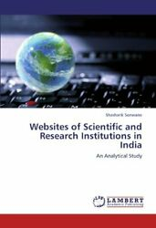 Websites Of Scientific And Research Institutions In India Sonwane Shashank