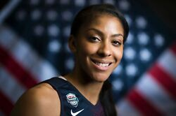 Candace Parker 8x10 Glossy Photo Picture Image 2