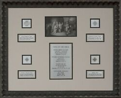 Ancient Coins Of The Bible Photos Of Coins Kept In Ngc Holders Museum Framed