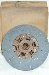 1935-1941 Ford 3/4-1.5 Ton Truck Bus 11 10 Spline Clutch Disc Friction Plate